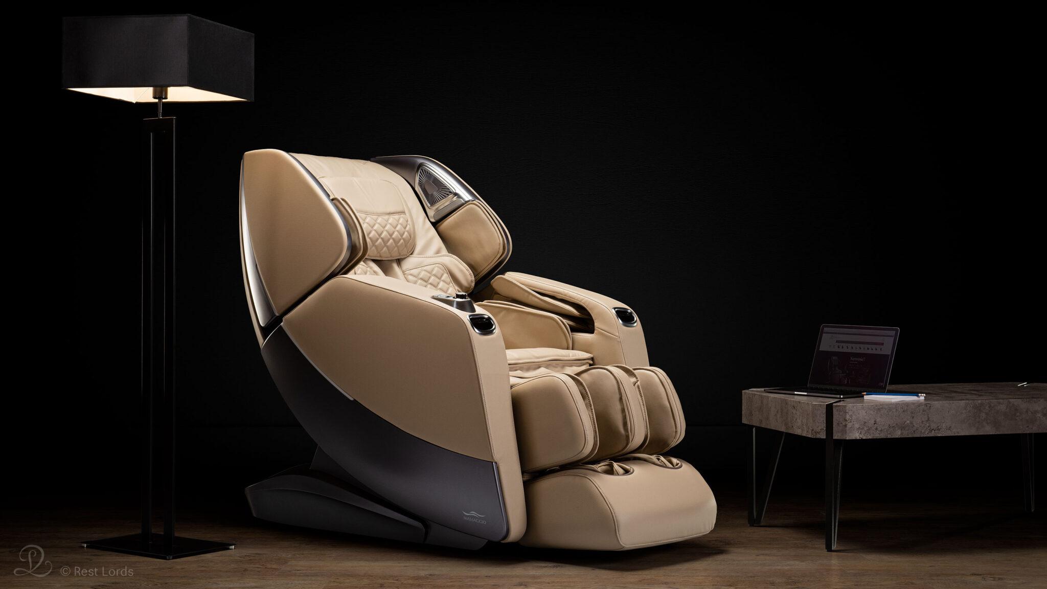 Fotel masujący do firmy - czy warto?